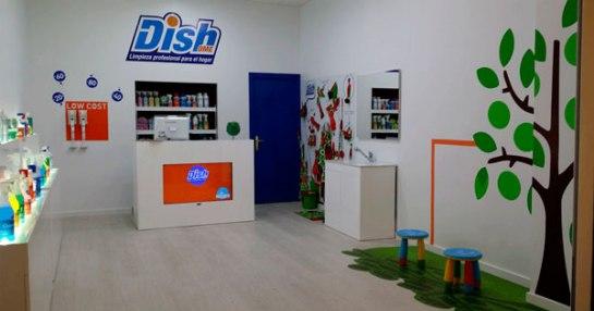 La franquicia Dishome pertenece a la cadena Disarp, que es una compañía con 30 años de trayectoria en la fabricación de productos para la limpieza e higiene profesional.