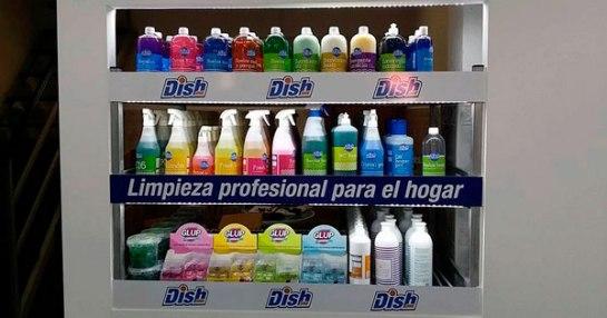 La franquicia Dishome es la plataforma de tiendas que facilitará a los usuarios la limpieza del hogar con productos profesionales de limpieza de forma ecológica.