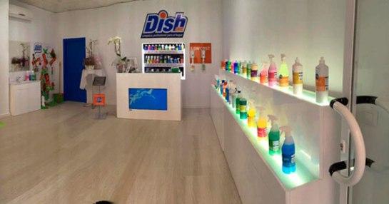 franquicia Dishome es un negocio que por una inversión correcta para el franquiciado se consiguen unas rentabilidades altas.