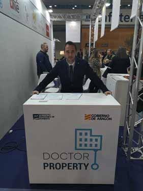Doctor Property, arranca su modelo de franquicia con la participación en Expofranquicia 2019