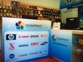 Franquicias DONPRINT somos asesores integrales de impresión.