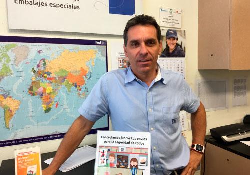 Franquicias Mail Boxes Etc.   Entrevista a Eduardo Rojas García
