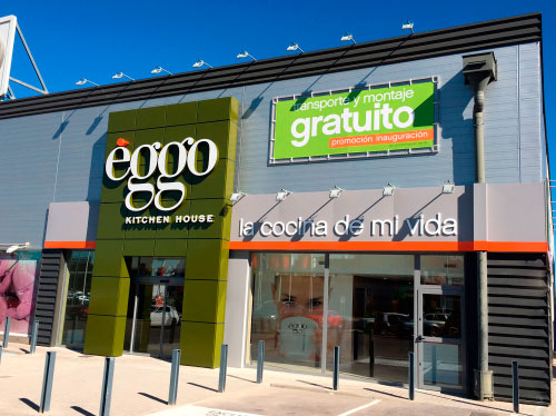 Èggo Kitchen House aplica un 15% de descuento Black Friday