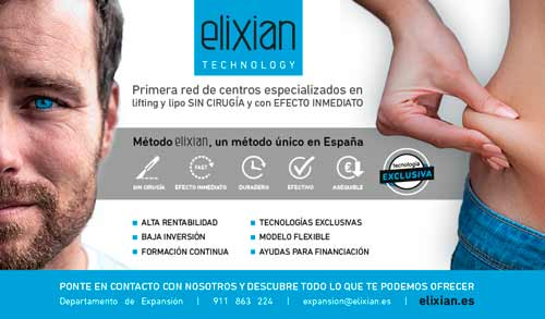 Elixian TECHNOLOGY inaugura nueva franquicia en Sanitas Madrid-Alcobendas