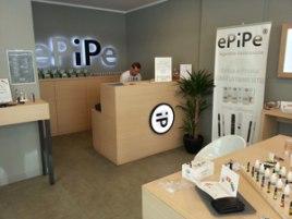Franquicia Epipe - ofrece a quienes creen en el cigarrillo electrónico la posibilidad de convertirse en empresarios y entrar en este mercado de manera sencilla e inmediata.