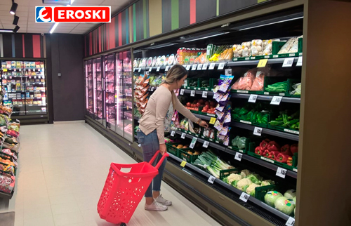 EROSKI inaugura un nuevo Supermercado Franquiciado en Manises (Valencia)