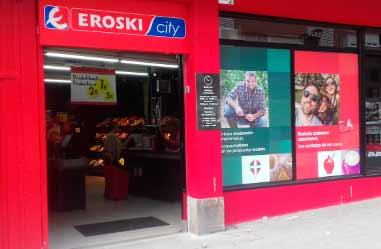 EROSKI/City Franquicias. EROSKI ha inaugurado hoy un supermercado franquiciado en la localidad vizcaína de Ondarroa situado en el número 3 de la Calle Iturribarri.