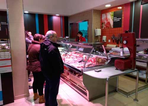 EROSKI inaugura un nuevo Supermercado Franquiciado en Trespaderne