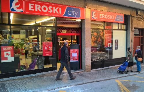 Franquicias EROSKI transforma dos nuevos Supermercados Franquiciados en la localidad de Lekeitio