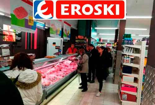 EROSKI inaugura un nuevo supermercado franquiciado en Muskiz