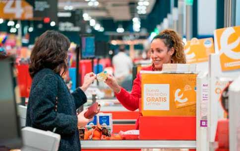 Las ofertas y promociones se sucederán cada mes para favorecer el ahorro de los consumidores. Una apuesta por el ahorro que tiene su máximo exponente en EROSKI Club