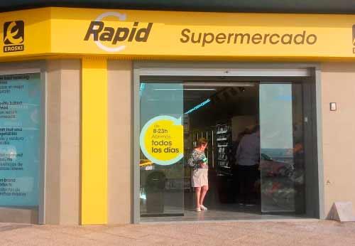 Rapid franquicias.  La cooperativa contempla extender su enseña RAPID para tiendas de conveniencia a través de franquicias con pequeños empresarios locales.