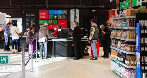 GUREAK y EROSKI abren un nuevo supermercado gestionado íntegramente por personas con discapacidad