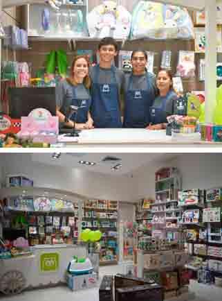 Eurekakids abre su primera tienda en Playa del Carmen (México)