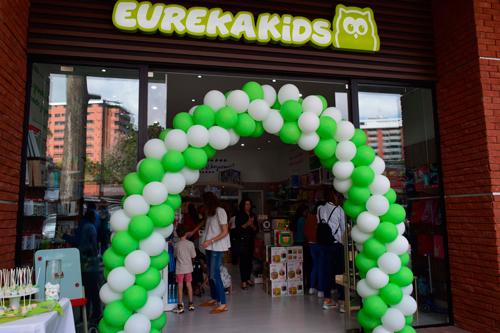 Eurekakids abre su primera tienda en Guatemala