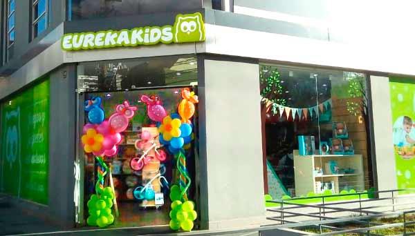 Eurekakids Franquicias