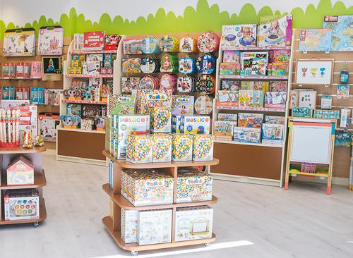 Eurekakids abre tienda en Portugal