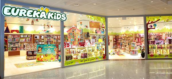 En Eurekakids nos interesan los juegos y juguetes de siempre. Que se puedan tocar, sentir y hasta oler.Los que ocupan un espacio físico, para toda la familia.