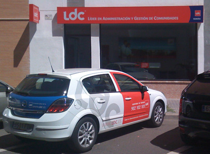 Nueva oficina LDC en Barcelona