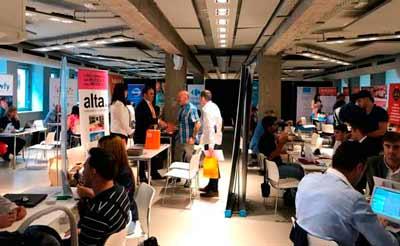 Un visitante motivado avala al salón como centro de referencia de la franquicia con soluciones de negocio y autoempleo en  el Norte