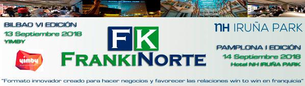 Frankinorte 2018 - Bilbao - Pamplona