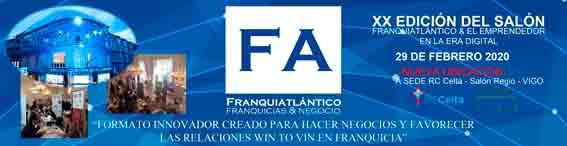 FranquiAtlántico prepara su XX edición