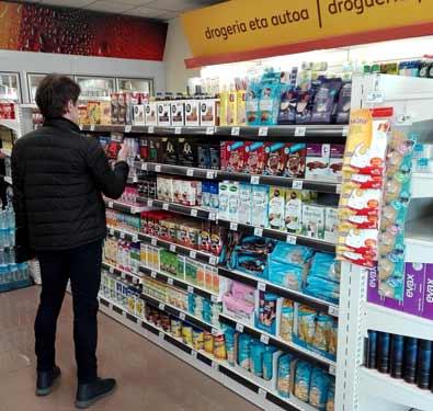 """EROSKI inaugura un nuevo supermercado franquiciado con la enseña """"RAPID"""""""
