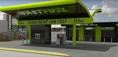 La cadena Fast Fuel inaugura tres nuevas estaciones de servicio dos en Ciudad Real y una en Córdoba