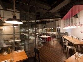 Franquicia GINOS una red de 94 establecimientos repartidos por 16 provincias españolas