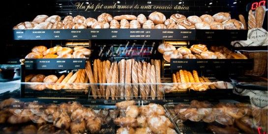Franquicia GRANIER mas de 50 tipos de panes artesanos