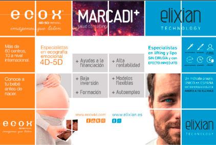 Franquicias Elixian TECHNOLOGY estará presente en SIF, Salón Internacional de la Franquicia, Valencia del 19 al 21 de Octubre
