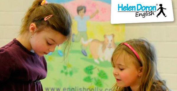 Helen Doron English Franquicias. Se trata de una red de franquicias perteneciente a Helen Doron Educational Group, es una multinacional que desde 1985 se ha mantenido a la vanguardia de los sistemas educativos, ofreciendo exclusivos programas de aprendizaje y materiales educativos de calidad para bebés, niños y adolescentes de todo el mundo.