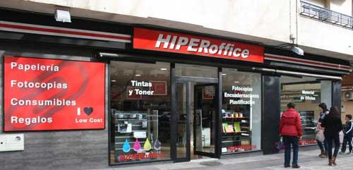 Franquicia HIPERoffice. usted puede ser dueño de su propio negocio sin renunciar a nada.
