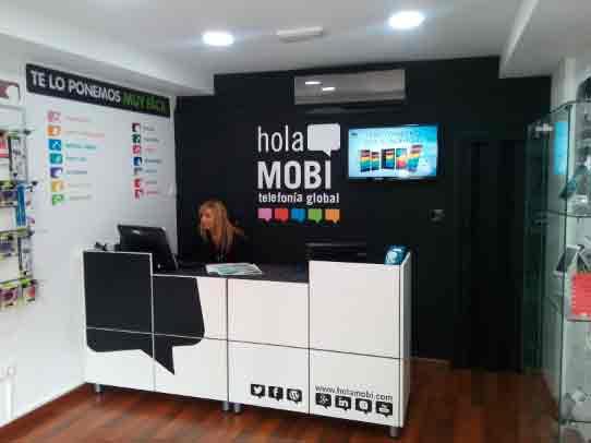 Franquicias holaMOBI, con más de cien tiendas en toda España, dará a conocer su modelo empresarial y los beneficios de forma parte de la red de telefonía low cost.