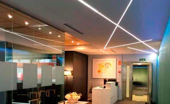 Ibérica de Iluminación Franquicias. Bajo coste en las luminarias. Gracias a la alta rotación de material que tenemos, podemos fabricar nuestras propias luminarias, reduciendo así el coste de intermediarios.