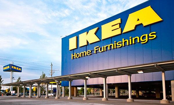 Ikea Franquicias. El nombre IKEA combina las iniciales del fundador de IKEA, Ingvar Kamprad (IK), con la primera letra de la granja y el pueblo donde se crio: Elmtaryd y Agunnaryd (EA). El logotipo de IKEA apenas ha cambiado a lo largo de la historia de la compañía, y en 1967 se convirtió en el popular símbolo de la empresa IKEA.
