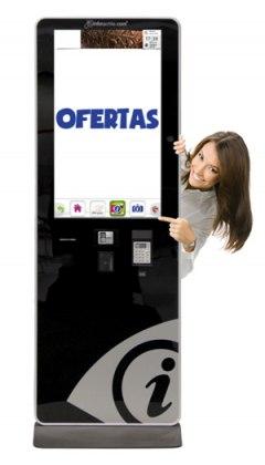 Infotactile, el más innovador y atractivo sistema de Información y Publicidad destinado al Sector Turismo.