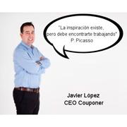 Javier López, CEO de Couponer, nos habla en Excite sobre su startup