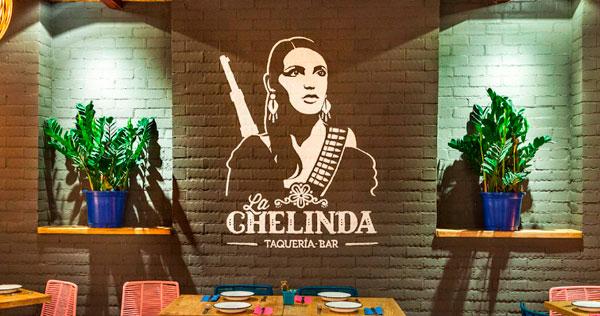 Franquicias La Chelinda. La Chelinda. Taquería-Bar en la que tanto la bebida como la comida son las protagonistas. En México una buena comida empieza así: poniendo sobre la mesa alguna entrada fresca y sugerente. Las sabrosas especialidades que La Chelinda sirve en su casa.