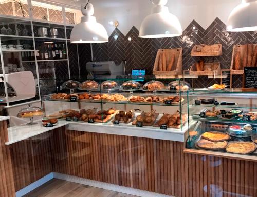 La Manon Franquicias. La cadena presenta un concepto novedoso y diferencial en el sector de las panaderías-cafeterías con servicio de restauración de urban food.
