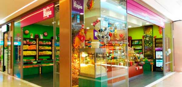 La Rapa Franquicias. las tiendas de franquicia La Rapa han evolucionado siguiendo las exigencias del mercado actual con un nuevo concepto de establecimiento, pasando del pequeño comercio tradicional a nuestras modernas instalaciones.