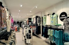Franquicia La Tienda de Lolin.  Nuestra clientela encuentra en nuestros productos un diseño actual, tejidos cómodos tanto a la hora de llevarlos como a la hora de tratarlos.