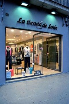 Franquicia La Tienda de Lolin. Ofrecemos un amplio surtido de colores e innovamos continuamente colecciones.