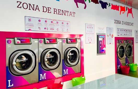 Lavanda Franquicias. Los emprendedores tienen tres opciones de negocio con Franquicias Lavanda, adaptadas a sus necesidades y recursos: Originale, Di Piú o Totale. Son tres modelos idénticos en el que solo cambia el número de máquinas, puesto que todo lo demás es igual.