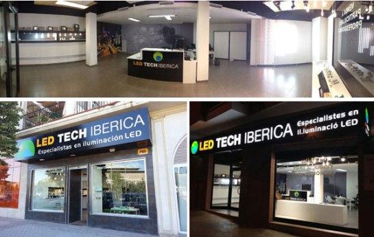 Franquicia Led Tech Iberica-Gestión interna sencilla y automatizada con herramientas informaticas