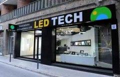 Franquicia Led Tech Iberica-Ofrecemos 5 sectores de negocio