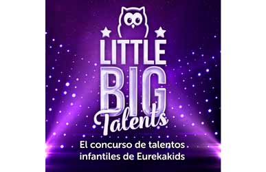La firma española de juguetes educativos Eurekakids acaba de lanzar la primera edición del concurso de talentos 'Little Big Talents'.