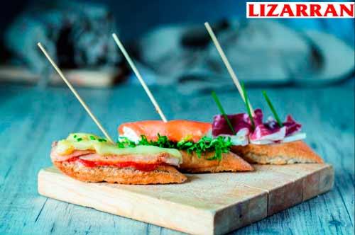 Franquicias LIZARRAN. La carta de Lizarran se caracteriza por contar con una amplia variedad de productos de calidad que combinan sencillez e innovación, una selección completa.