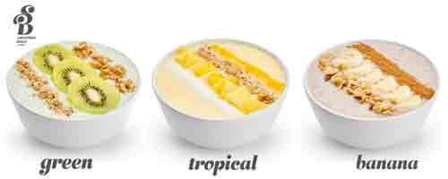 llaollao® lanza su línea de Smoothie bowls