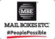 Franquicias Mail Boxes Etc... | Transporte y Mensajería.